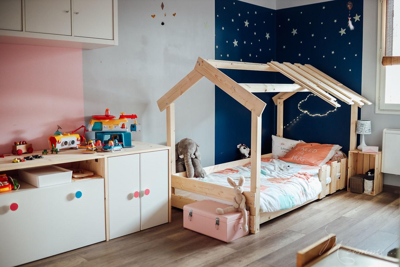 Une chambre Montessori pour une totale autonomie  M comme